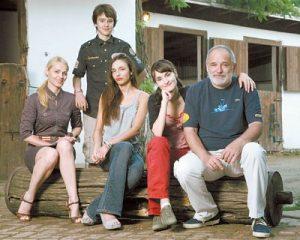Balsevic fotka porodica