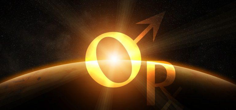RETROGRADNI MARS U OVNU (Mars Retrograde) OD 9.9 do 13.11.2020