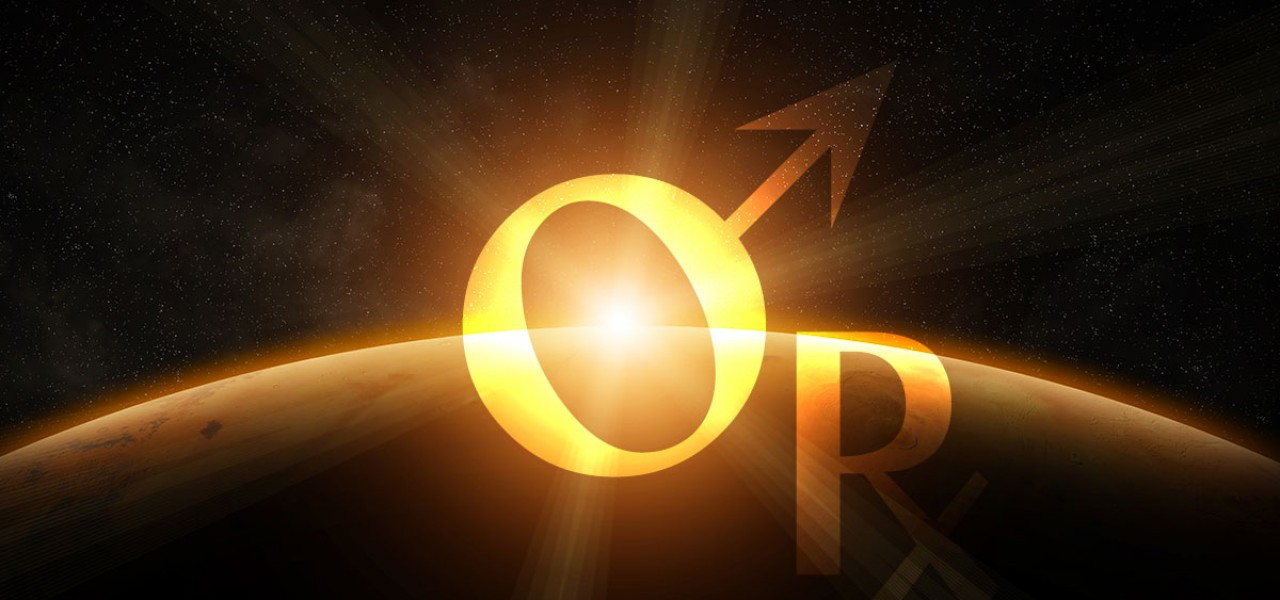 RETROGRADNI MARS U OVNU (Mars Retrograde) OD 9.9 do 13.11.2020